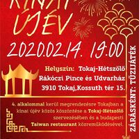 Chinese New Year in Tokaj
